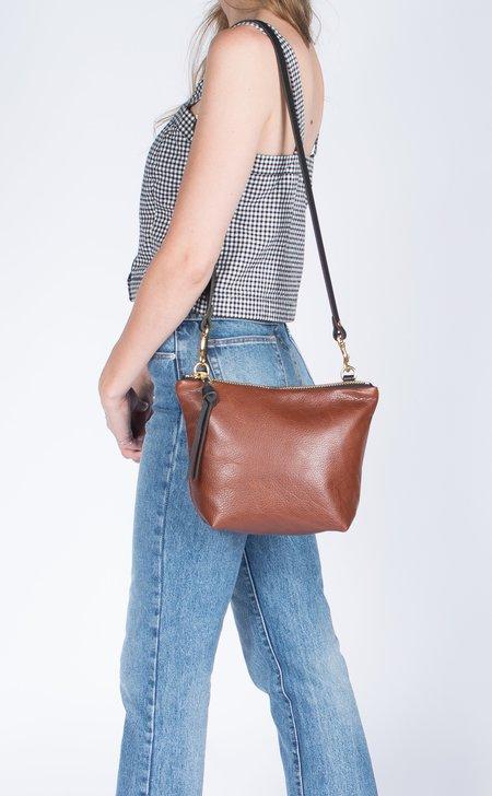 Eleven Thirty Shop Melissa Mini Shoulder Bag - Cognac