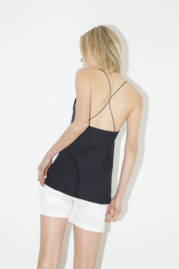 Assembly New York Black Camisole Top