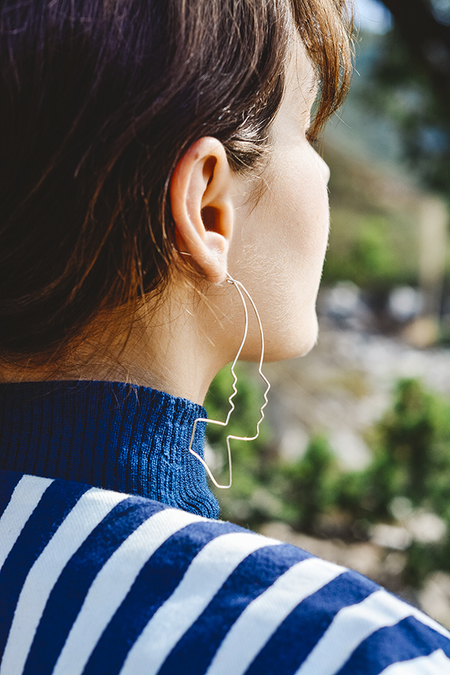 Eyde The Minya Earrings