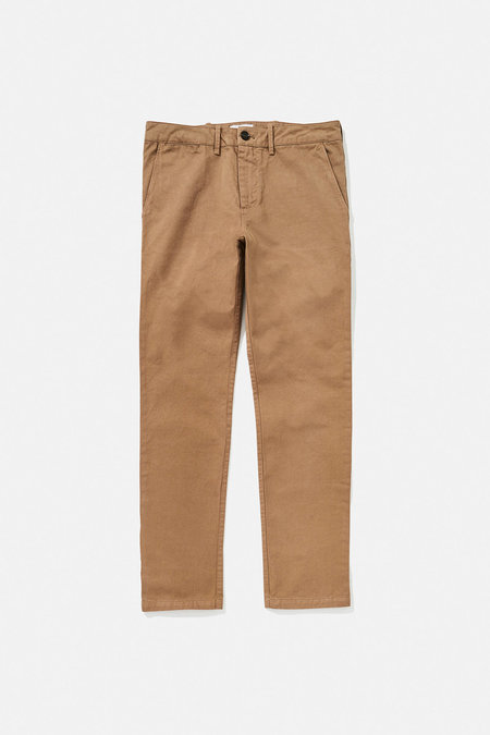Saturdays John Chino Pant - British Khaki