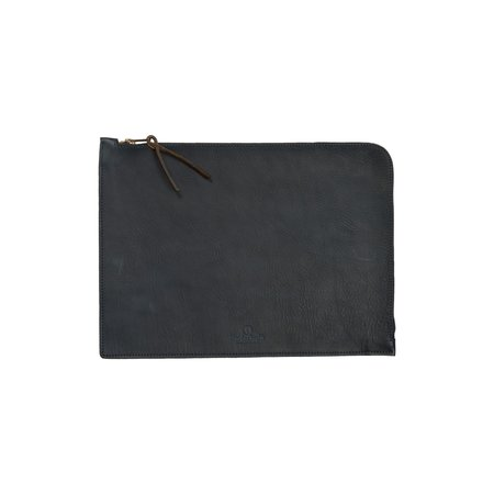 Bleu de Chauffe Jim Laptop 13 Inch Sleeve - Navy Blue