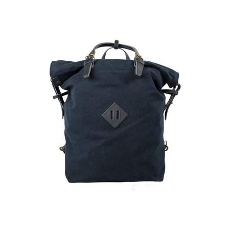 Bleu de Chauffe Woody Backpack - Indigo