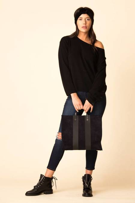 Nili Lotan Grayson Sweater - Black