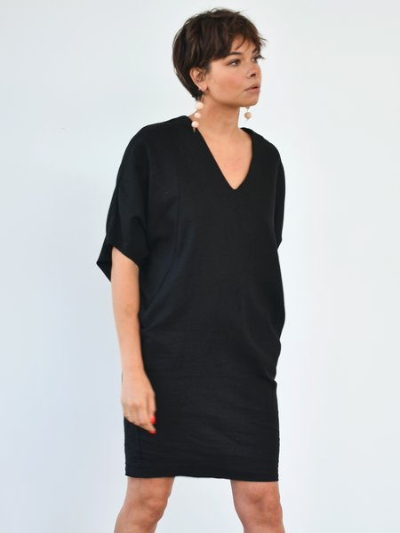Ginger Caftan - Black
