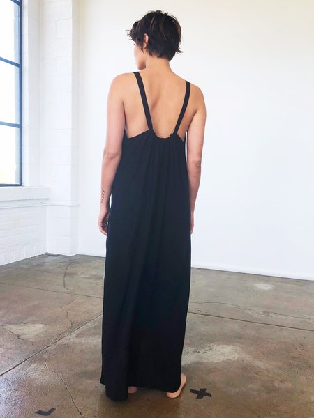 Tysa Eagle Dress - Black