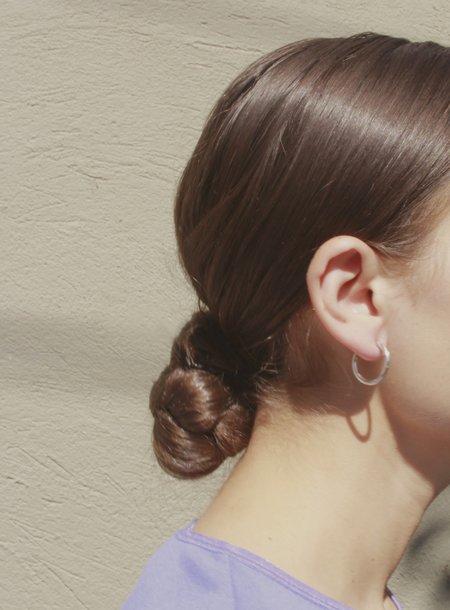 M. Hisae Celine Hoop Earrings