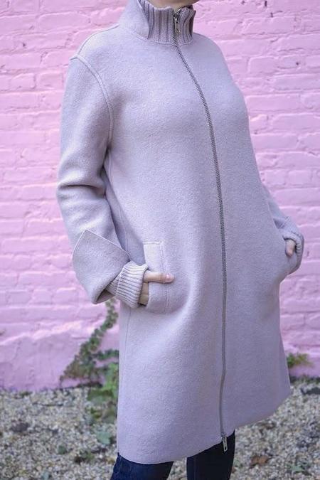 Line Sylvia Jacket - Blush Pink
