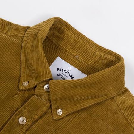 Portuguese Flannel Lobo shirt - MOSS