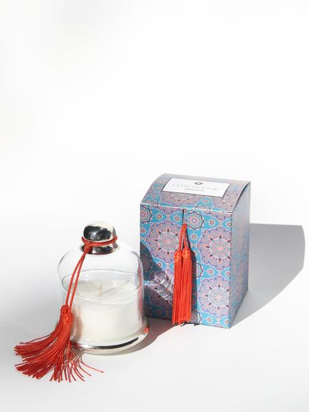COTE BOUGIE Candle Cloche - Orange Jasmine