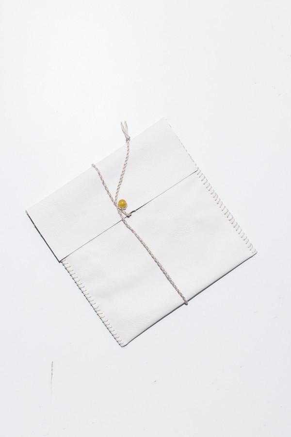 Ora-C Valeria Black Double Cords 2 Tassel Necklace