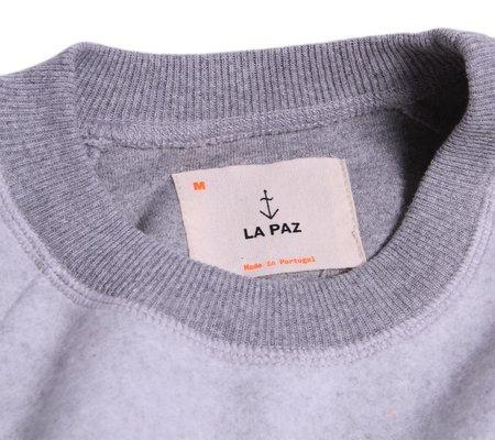 La Paz Cunha Sweat - Soft Grey FELPA
