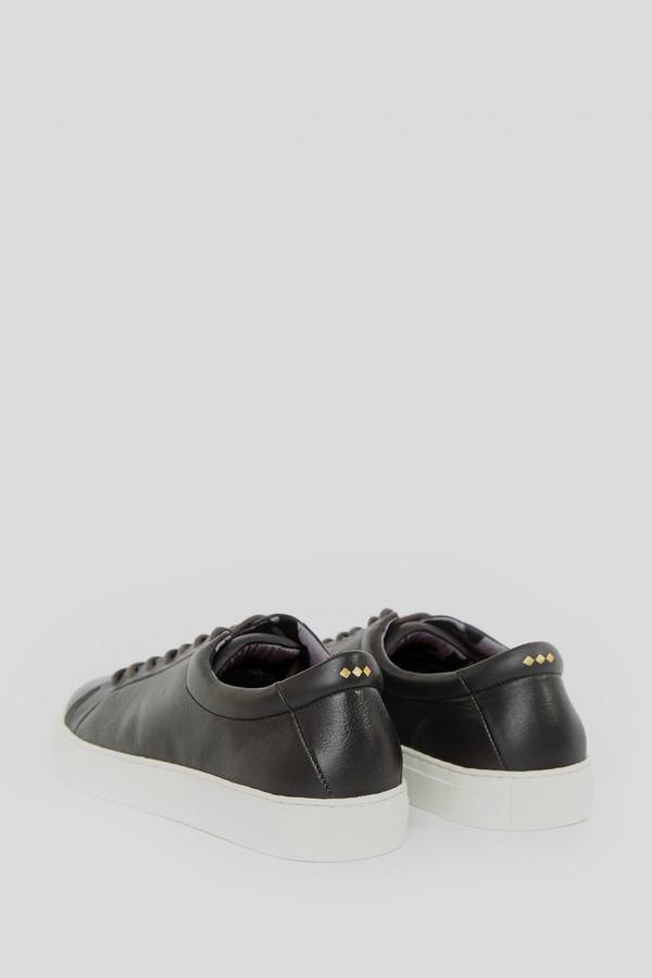 Men's Royal Republiq Black Spartacus Shoe