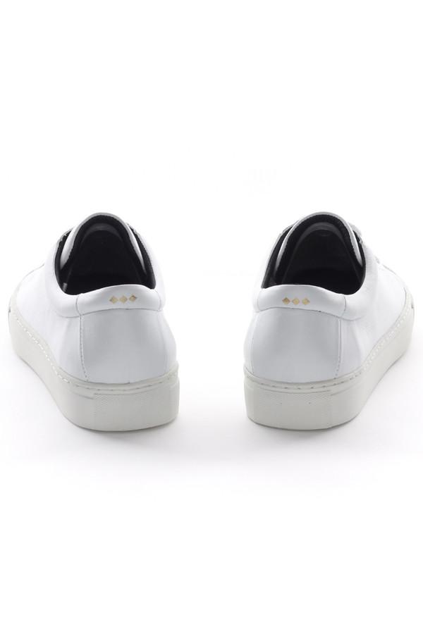 Men's Royal Republiq White Spartacus Shoe