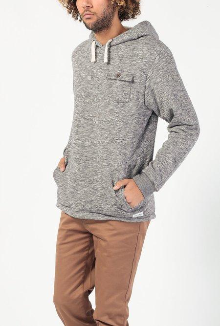 Banks Journal Alaska Select Fleece - gray