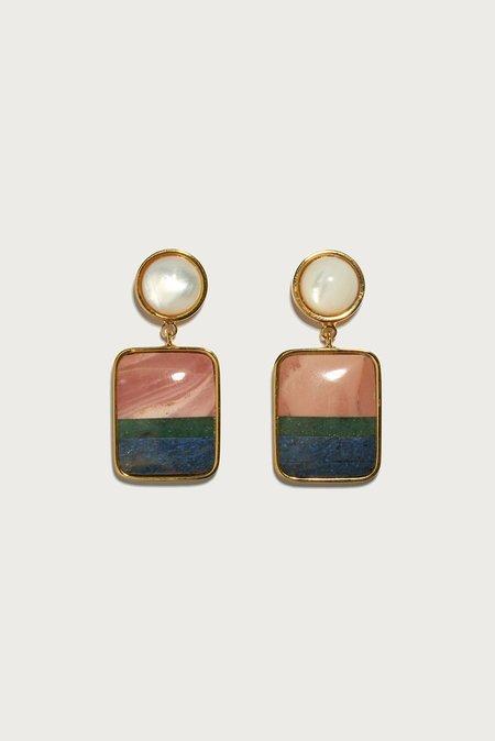 Lizzie Fortunato Fresco Earrings