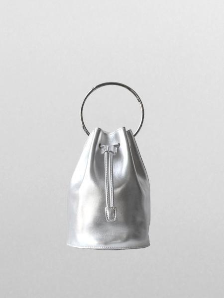 Parisa Wang Hooked Bracelet Bag - Silver