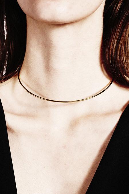 Sorelle Brass Lucia Necklace