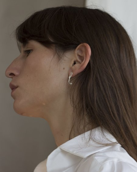 Knobbly Studio Sugar Crystal Single Earring