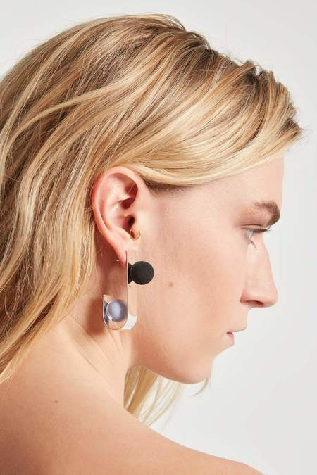 Faux/Real Touch Me in The Morning, Its My Turn Earrings