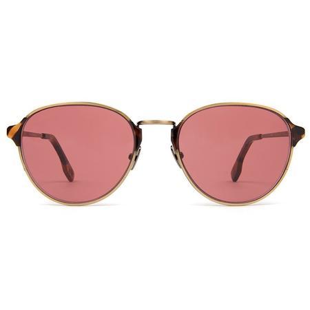 Unisex Zanzan Arango Sunglasses - Sangria
