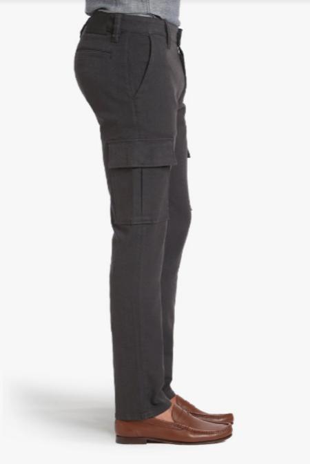34 Heritage Carson Micro Pants - Anthracite