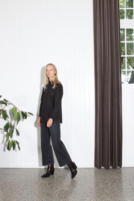 Rachel Comey Clean Legion Pant - Washed Black