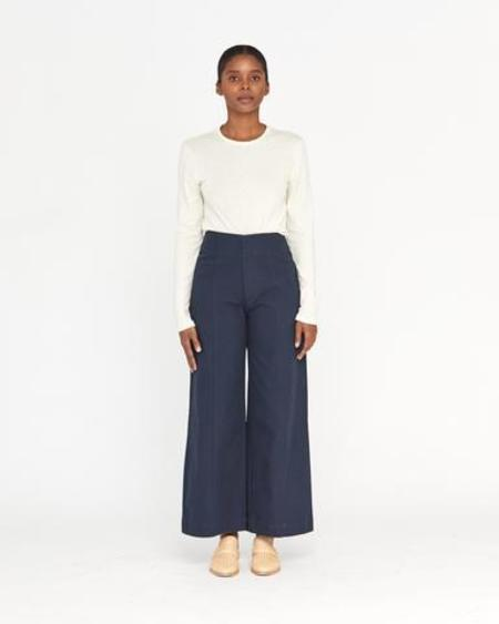 Esby Lucia Ankle Pant - Midnight