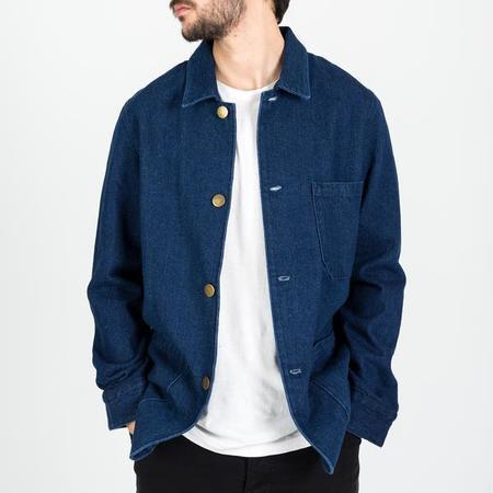 Portuguese Flannel CHORE JACKET