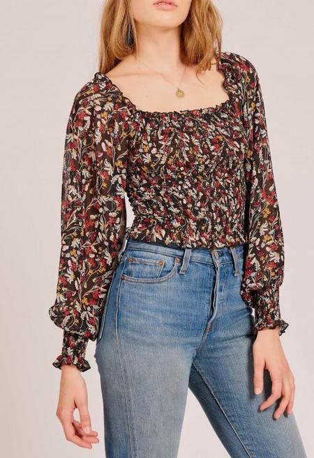 Goldie London Bree Top - Floral