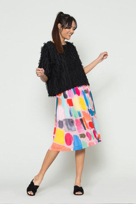 Gorman Skirt - Shapes Print