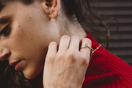 Eyde The Isla Earrings
