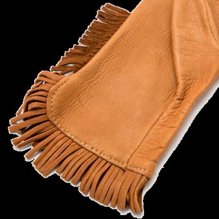 Unisex Geier Glove Deerskin Fashion Glove - Tan