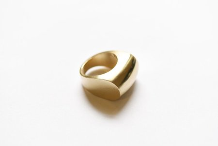 8.6.4 dome ring - Brass