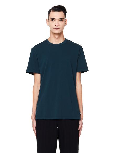 James Perse Laurel Cotton T-Shirt - Green