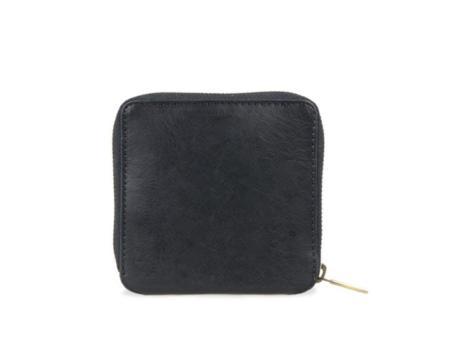 O My Bag Sonny Square Wallet Eco Stromboli - Black