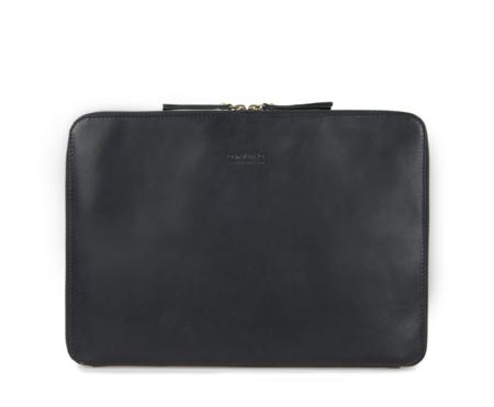 O My Bag Zipper Laptop Sleeve - Eco black