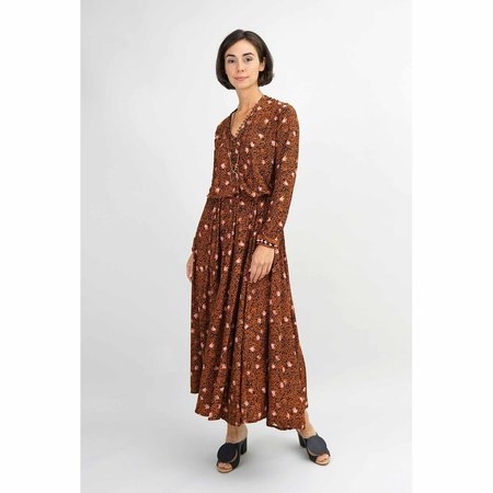 Natalie Martin Lisa Maxi Dress - Batik Vine