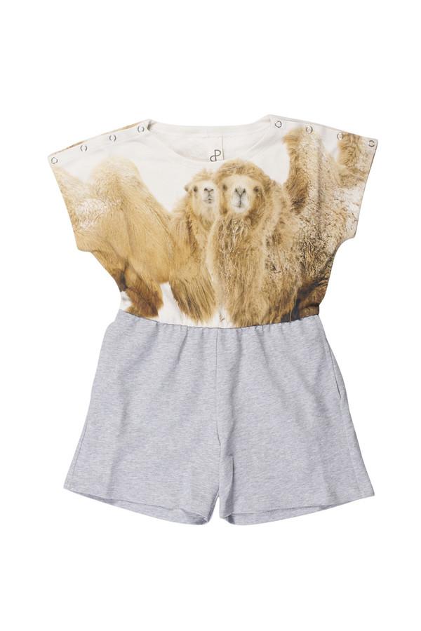 Popupshop Camel Romper