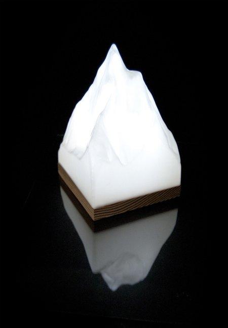 Matterhorn Light Lamp