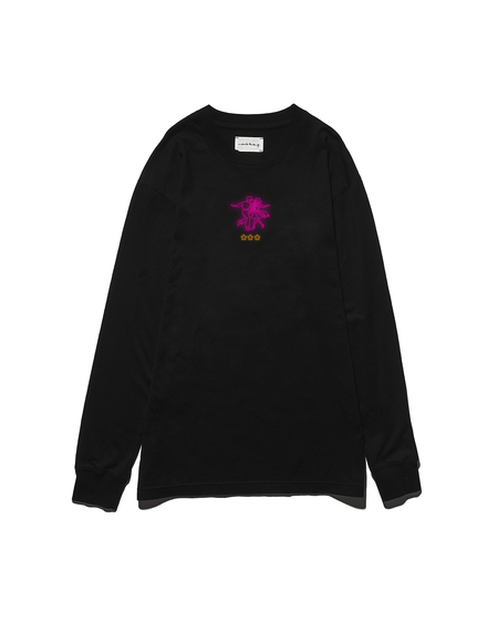 Song for the Mute x Nothing Karaoke Long Sleeve Tee