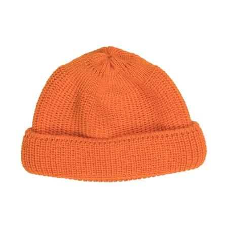 Heimat Deck Hat - Rescue Orange