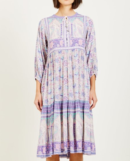 SPELL & THE GYPSY POINCIANA GOWN - LILAC