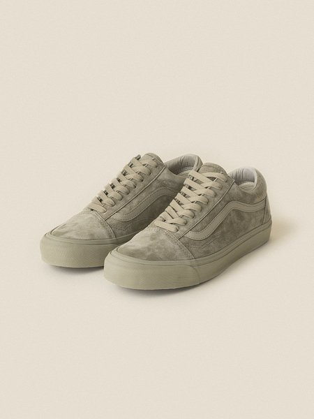 VANS VAULT OG Old Skool LX Leather/Suede - Plaze Tau
