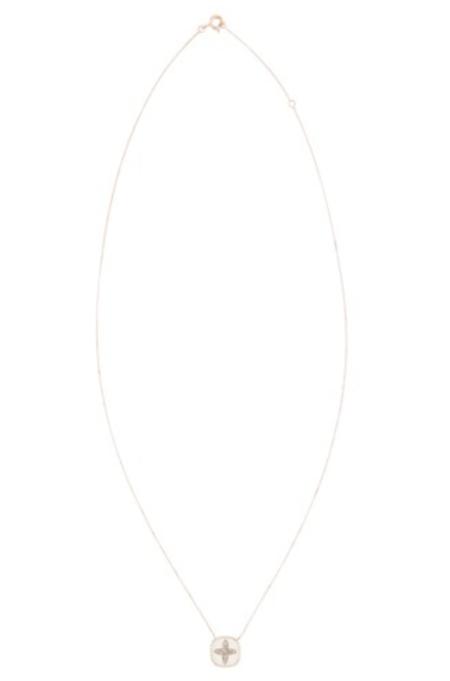 Pascale Monvoisin Bowie White Necklace