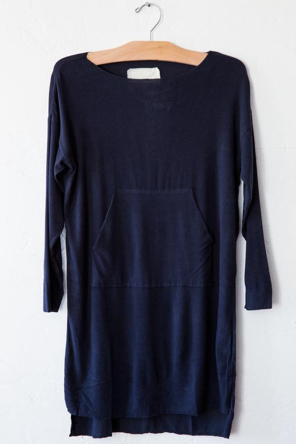 V::Room - Long Sleeve Tee Dress