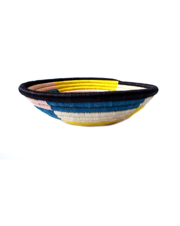 Aelfie Oya Woven Bowl