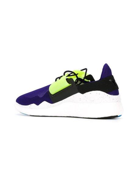 Y-3 Chimu Boost Sneakers - Blue/Green