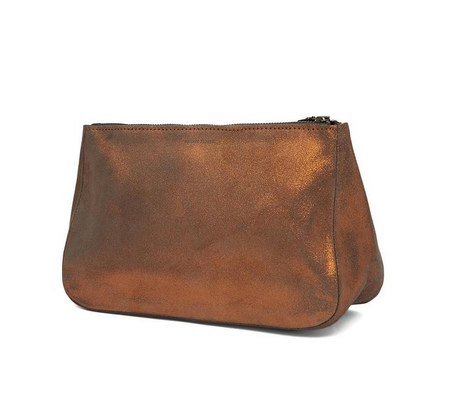 cosmetic bag Tracey Tanner Fatty Pouch - Bronze