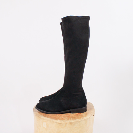 Gentle Souls Emma Stretch Boot - black