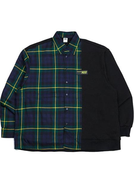 ADD Logo Combine Sweatshirt - Green